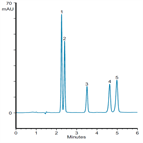 rapid analysis rna nucleosides using a thermo scientific accucore 150amidehilic column